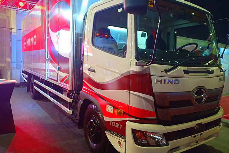 Industry News: Hino introduces upgraded FC9J Truck at