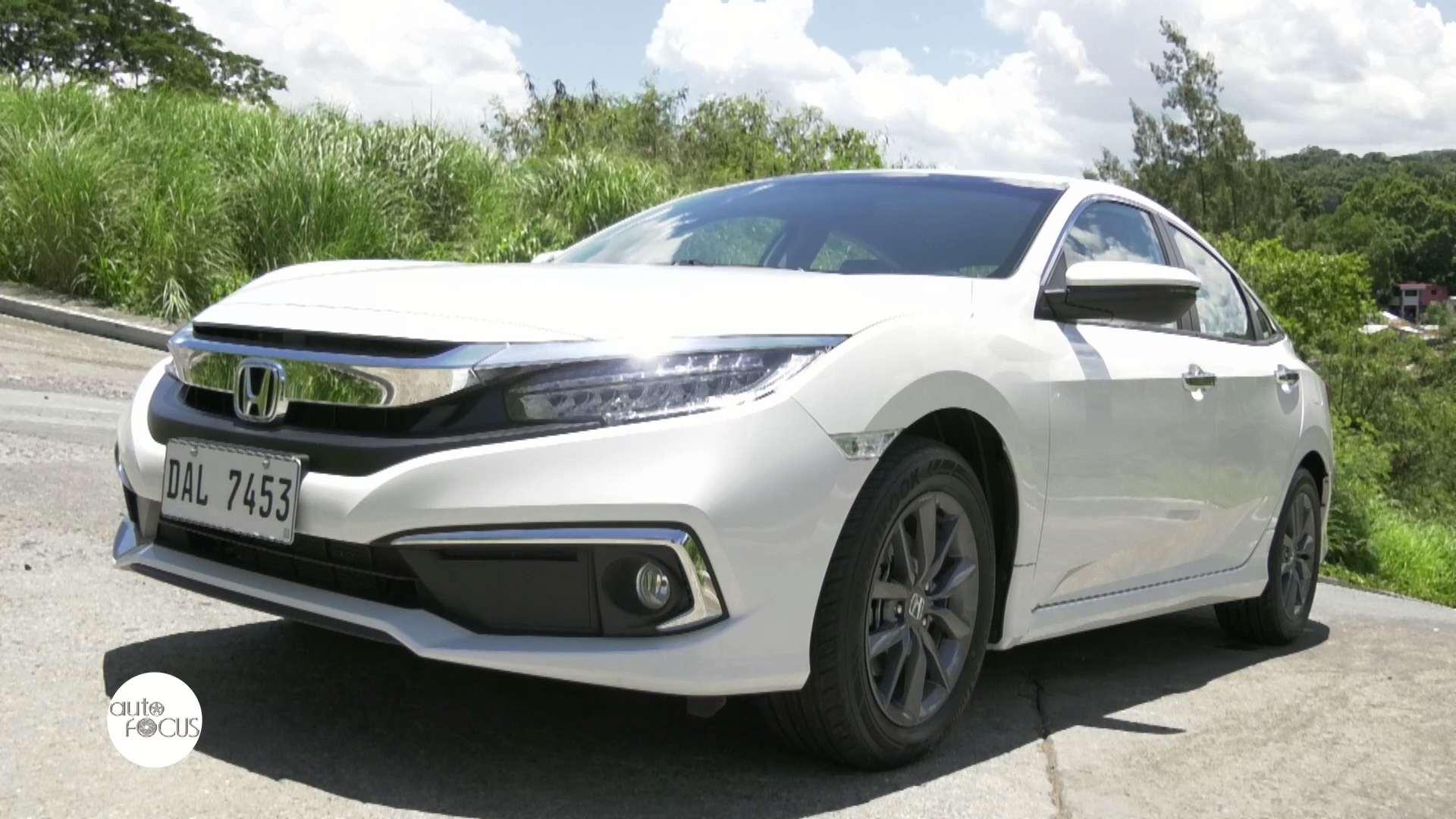 Kekurangan Honda Civic E Review