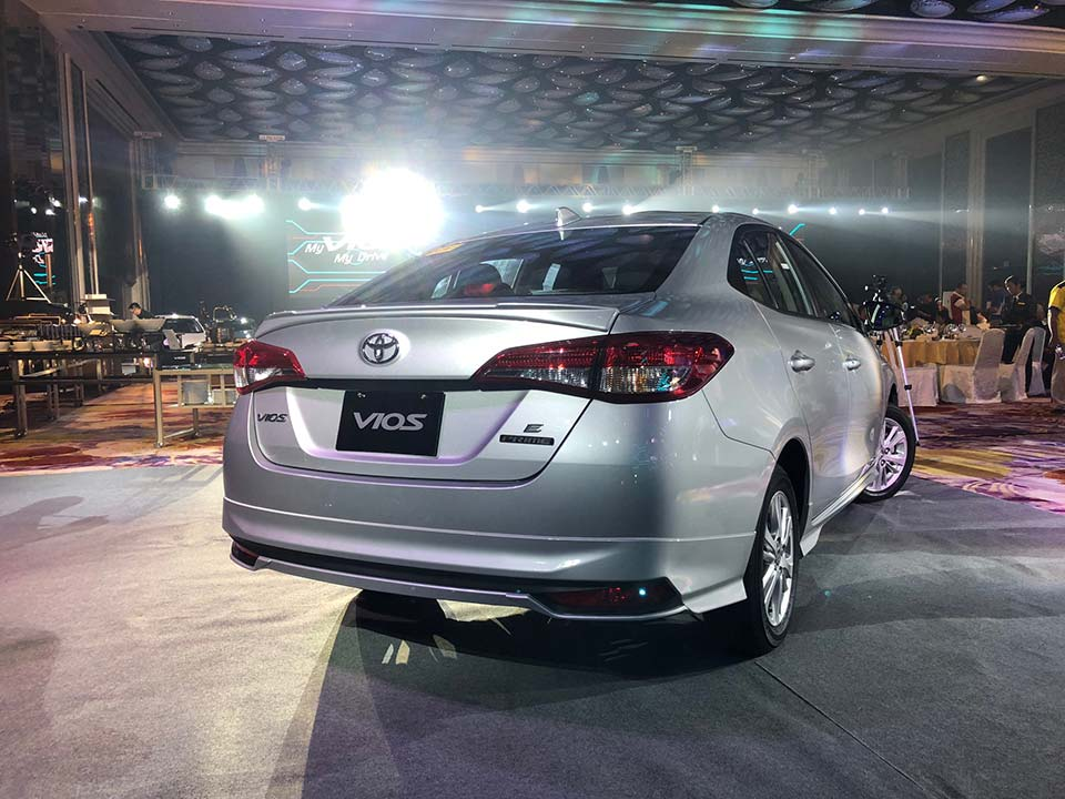 Industry News Toyota Launches All New 2019 Vios Auto Focus