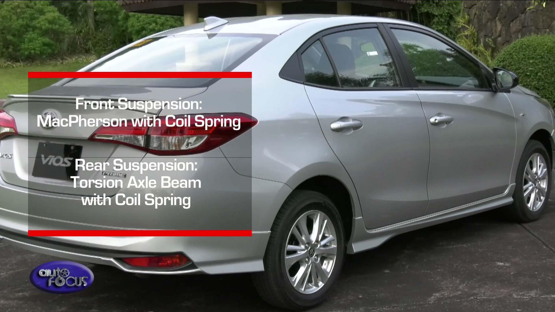 Production Models: 2019 Toyota Vios 1 3 E CVT Review - Auto